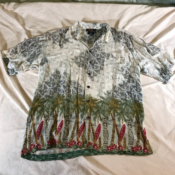 e6d66f908 Route 66 Shirts | Hawaiian Shirt Tropical Beach Party Aloha | Poshmark